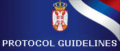 Protocol guidelines