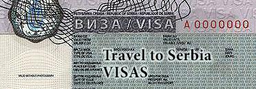Travel to Servia - Visas