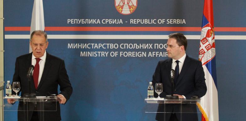 Лавров честитао Селаковићу Дан државности Србије