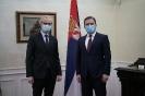 Министар Селаковић разговарао са амбасадором Аустрије [13.11.2020.]