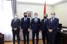 Селаковић са амбасадорима земаља Вишеградске групе [22.12.2020.]