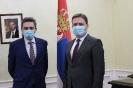 Министар Селаковић разговарао са амбасадором Шпаније [26.01.2021.]