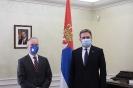 Министар Селаковић разговарао са новим шефом Мисије ОЕБС-а у Србији [25.01.2021.]