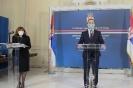 Министар Селаковић уручио дипломе полазницима Дипломатске академије [04.12.2020.]