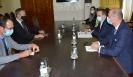 Министар Дачић разговарао са новоименованим амбасадором Словеније [21.09.2020.]