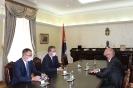 Министар Селаковић разговарао са амбасадором Савезне Републике Немачке [30.10.2020.]