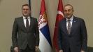 Министар Селаковић разговарао у Анталији са министром спољних послова Турске [05.11.2020.]